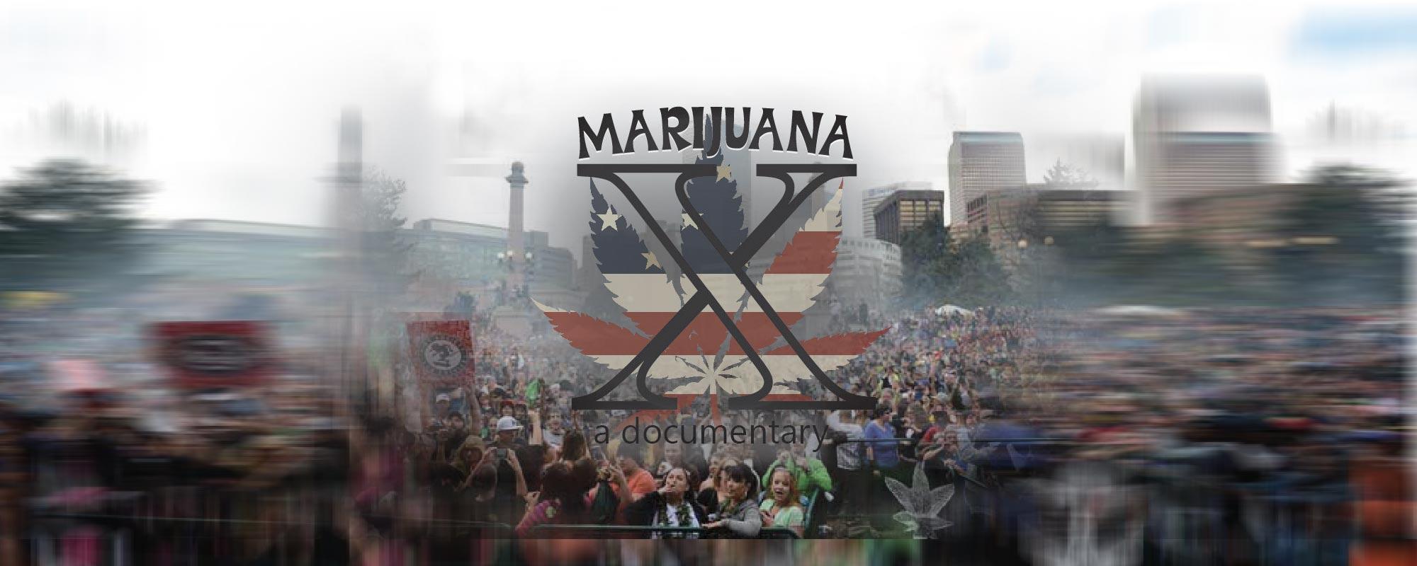 Marijuana x cover image